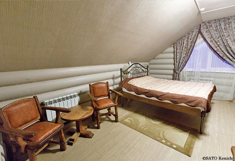グランプリの宿泊施設