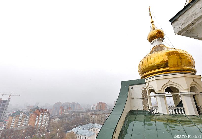 大聖堂の鐘楼からの大パノラマ