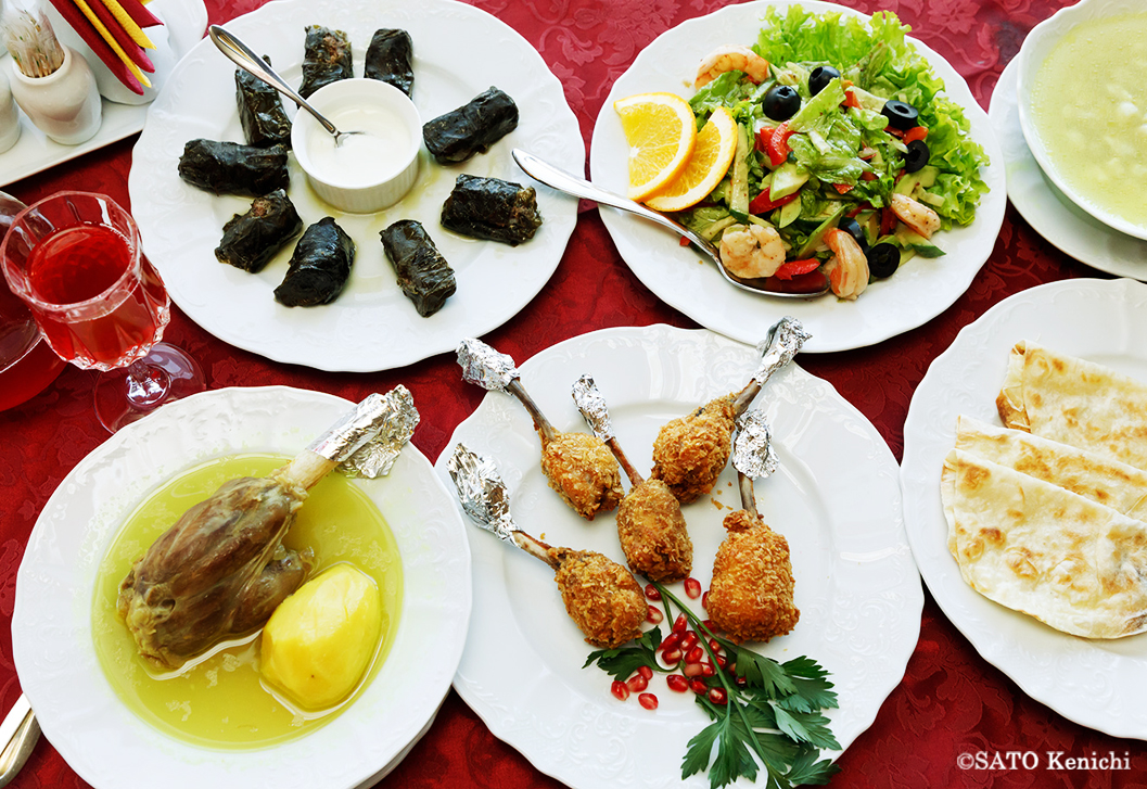 アゼルバイジャン料理店「バクー」