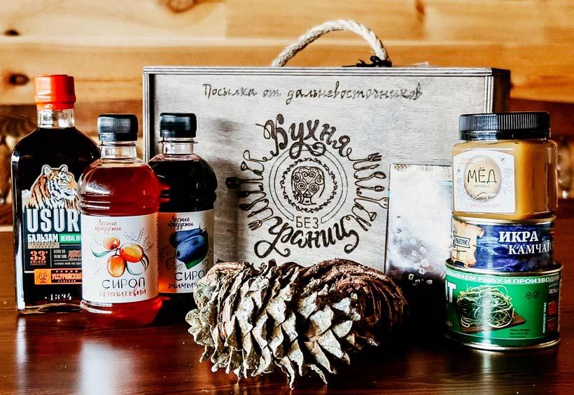 松の実もロシアの自然派食品の代表のひとつ