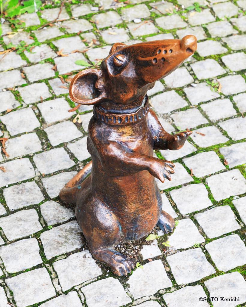 ペットのネズミ、ラリースカ