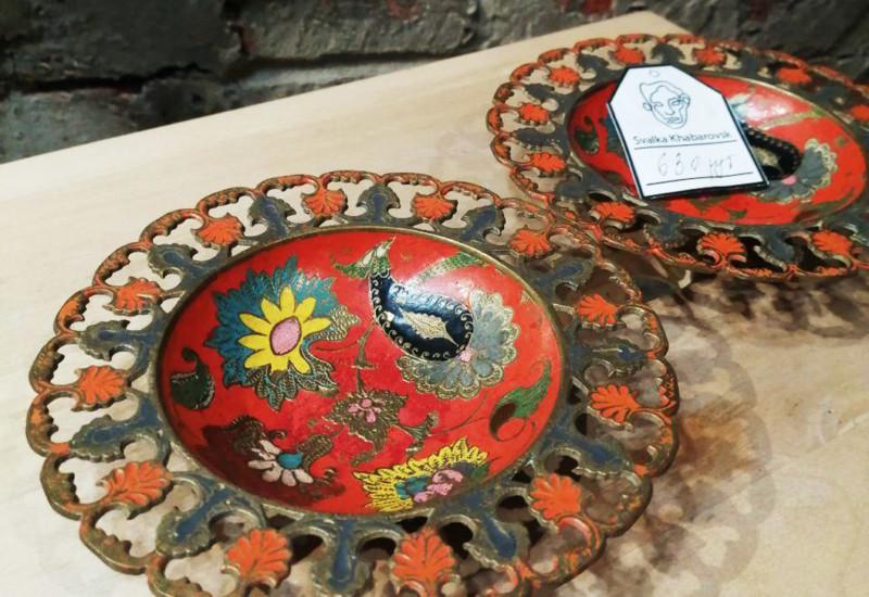 フリマ計画「スバルカ(Svalka)」の商品