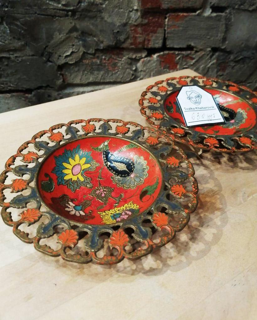 中央アジアの灰皿