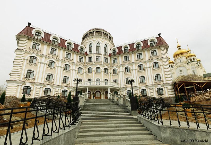 お城のようなホテル