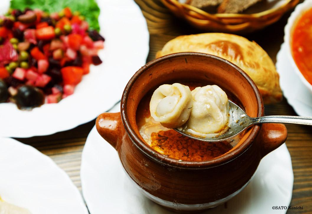 コサック料理