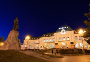 ハバロフスク駅
