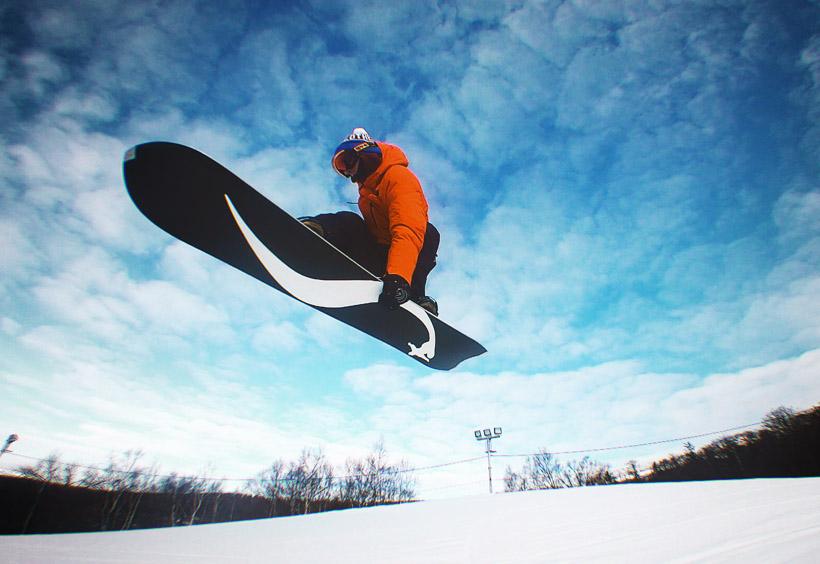 最近は日本人スキーヤーも訪れるように