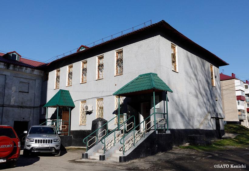 サハリン鉄道歴史博物館