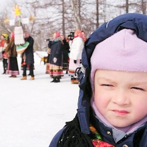 3月8日~14日までロシア全土で行われる春祭り祭りマースレニッツァ