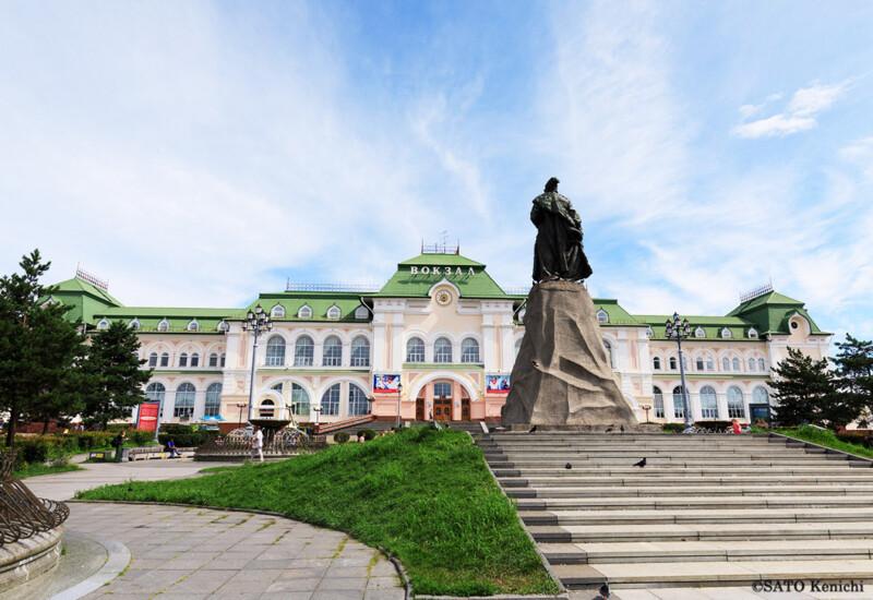ハバロフスク~ウラジオストク間の昼間の特急列車が運転を開始