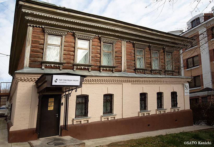 民間音楽博物館は、ハバロフスクにある人気の博物館です
