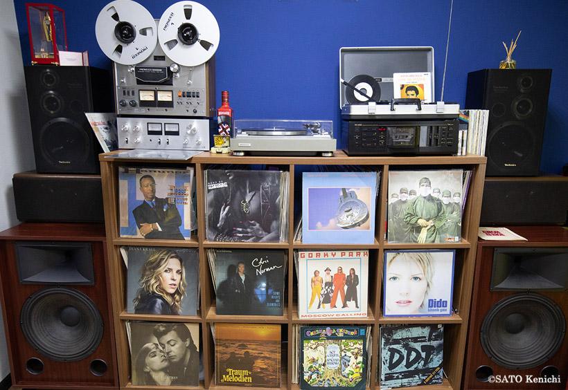 貴重なレコードを蓄音機で聴いてみよう!昔懐かしの名曲