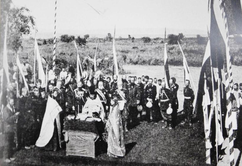 コサックの兵役や生活を伝える写真群