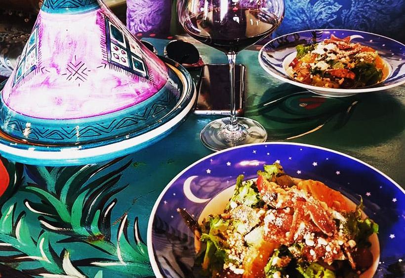 コーカサスやトルコなどの中央アジアの料理