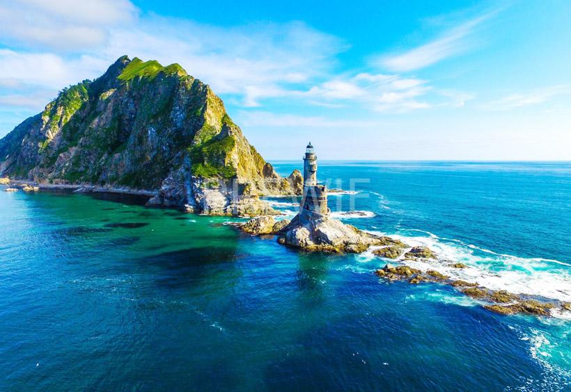 サハリンにはフォトジェニックな灯台がたくさんあります