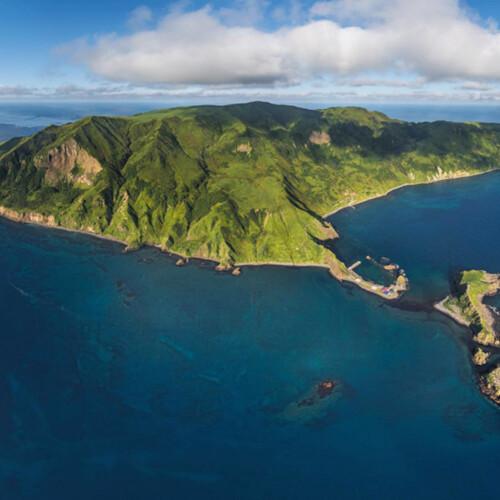 サハリン南西沖のモネロンは海鳥とアシカのコロニー&ダイビングの島