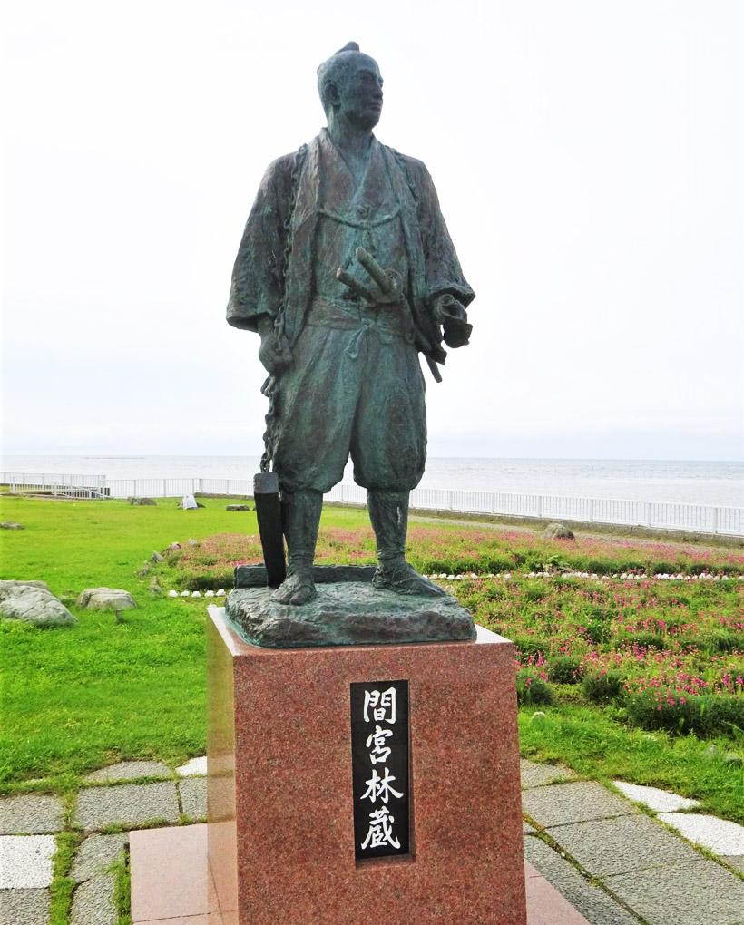 樺太が島であることを確認したのは、1808年に江戸幕府天文方の間宮林蔵らの探検の成果でした